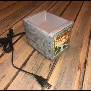 Scentsy Fruit Crate Wax Warmer